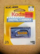 Kodak KLIC-8000 Li-Ion Camcorder oem