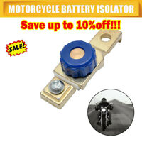 Dc12V 80A Motorcycle Battery Switch Cut Off Kill Terminal Anti-Leakage Switch **