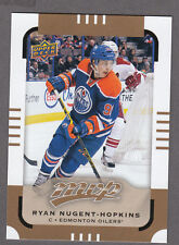 RYAN NUGENT-HOPKINS 2015-16 UPPER DECK UD MVP SP #148 EDMONTON OILERS !