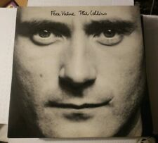 PHIL COLLINS FACE VALUE NM LP