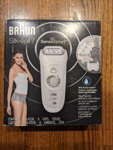 Braun  7/880 Silk-épil 7 SensoSmart Wet and Dry Epilator
