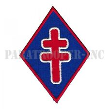 Patch / Ecusson - 1re Division Française Libre (1re DFL)