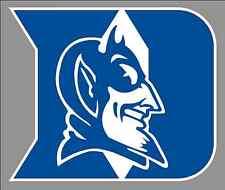 """Duke University Blue Devils Logo 6"""" Vinyl Decal Bumper Window Sticker NCAA"""