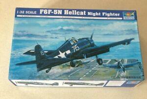 Trumpeter 1/32 F6F-5N Hellcat Night Fighter