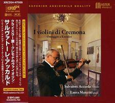 Laura Manzini, Salvatore Accardo - I Violini Di Cremona [New CD]