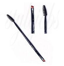 Makeup Dual Angled Brow Spooley Brush-US SELLER