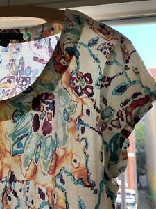 Schönes Kleid von Peruvian Connection M Neu Pima Baumwolle Ungetragen