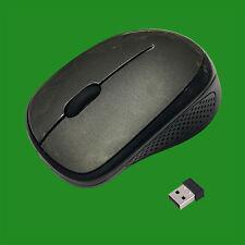 Maplin sans fil capteur optique souris grise 3 boutons 1200 DPI piles incluses