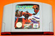 Lylat Wars Game Videogame Giochi Videogioco Gioco per Console Nintendo 64 N64