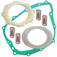 CLUTCH FRICTION PLATES and GASKET KIT Fits HONDA TLR200 Reflex 200 1986 1987