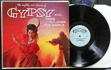 KLP27D - V.A. - Gypsy Music around the World (SF-15600) US LP, somerset 1962