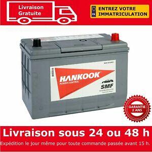 Hankook 59518 Batterie de Démarrage Pour Voiture 12V 95Ah - 302 x 172 x 220mm