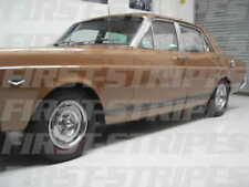 """FORD XR GT FALCON """"STRIPE KIT"""" No SUPER ROO Decals"""