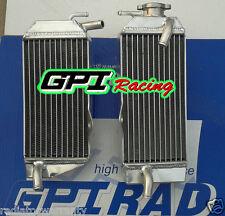 ALUMINUM radiator FOR Honda CRF450 CRF450R 09 10 11 12  2009  2010 2011 2012