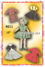 "9211 Shirley Temple, Bitty & Bethany doll Clothes 12"" Pattern vintage"