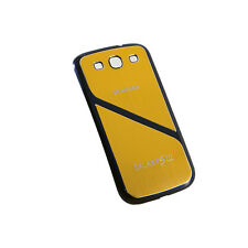 Samsung Galaxy S3 i9300 Akku Deckel Aluminium Cover Case Bumper Neu