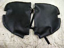 Harley Davidson Lower Fairing Covers w/ foot peg cut outs