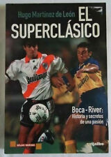 BOCA JUNIORS VS RIVER PLATE History Matches Book !!!
