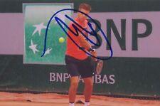Borna Coric  Kroatien  Tennis Foto original signiert 391626