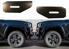 Gloss Black Vinyl Decals For 2016-2018 Toyota Tacoma Side Marker Lights New