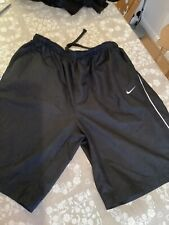 NIKE MENS SHORTS XL BLACK