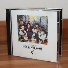 Frankie Goes To Hollywood Welcome To The Pleasuredome CD FGTH 1984 aus Sammlung