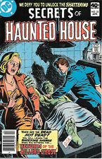 Secrets of Haunted House Comic Book #23, Dc Comics 1980 Very Fine