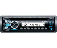 Sony MEX-M70BT Marine Boat CD Receiver USB AUX Bluetooth iPhone Stereo - REFURB