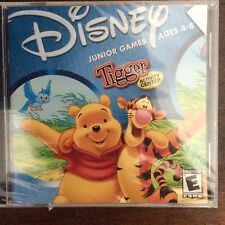Disney's Tigger Activity Center-CD-Windows 95/98/Me-Ages 4-8 Years Old