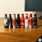 Coca Cola Brazil Mini Bottles 2015 Collection Coke Aluminum Mint Miniature Cans