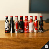 Coca Cola Mini Bottles Brazil 2015 Collection Coke Aluminum Mint Miniature Cans