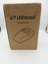 uKnead UK-28 uPalm Electric Accupressure Hand Massager Wireless NO POWER CORD