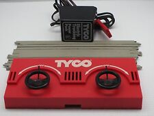 POWER PACK TRANSFORMER W/ CONTROLLERS TYCO US-1 ELECTRIC TRUCKING HO SLOT CAR