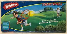 Wham-O Trac-Ball Set - Pre-Owned/Complete - 2 Balls & Racquets w/Box - 2003