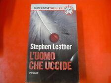 PIEMME SUPERBEST-STEPHEN LEATHER-L'UOMO CHE UCCIDE-PIEMME-2009