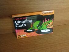 CALOTHERM RECORD CLEANING CLOTH - ANTISTATIC CLOTH - FREE UK POSTAGE