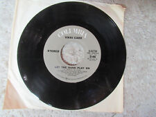 VIKKI CARR Let The Band Play On / Reflections COLUMBIA  45
