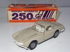 (V) POLITOYS copia URSS UMBRIA FERRARI 250gt 1/43 - Boxed