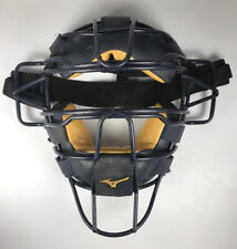 Mizuno Navy Blue Traditional Catchers Mask