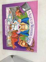 Alice in Wonderland Pop-up Storybook - Grandreams Limited 1991