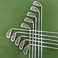 PING EYE 2+ Iron Set 2-SW (10 Irons) Stiff Flex Steel - Orange Dot - FREE POST
