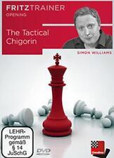 ChessBase: Williams - The Tactical Chigorin - Damengambit NEU / OVP !
