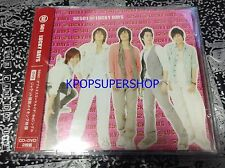 SS501 Lucky Days First Press Limited Edition A CD + DVD Great Cond. Rare OOP