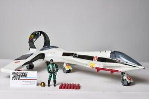Vintage GI JOE VEHICLE 1989 COBRA CONDOR Z25 W/ Aero Viper 100% Complete HASBRO