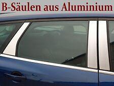 B-Säulen-Blenden für Opel ASTRA J 5-türig 2010-2015 aus Aluminium