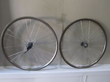 Wheelset MTB w Rigida Turbo 90 rims,XTR M950 rear hub, Pace RC-50 front hub. NOS