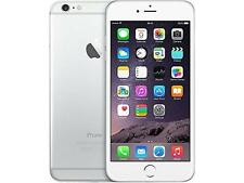 """Apple iPhone 6 Plus 64GB 4G LTE Cell Phone 5.5"""" 1GB RAM Silver"""