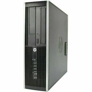 HP i7 2600 3.4Ghz Vpro  Elite 8200 Quad 4GB Ram 500GB SATA Wifi  Win 10 Pro