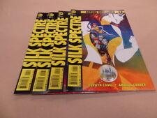 DC COMICS BEFORE WATCHMAN -  SILK SPECTRE 1,2,3, & 4