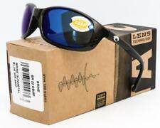 NEW COSTA DEL MAR BRINE SUNGLASSES Gunmetal / Blue Mirror 580P Polarized lens
